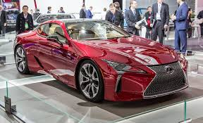 lexus sports car lfa price lexus lc500 luxury coupe photos and info car and driver