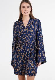 robe de chambre en velours femme peignoirs femme tous les articles chez zalando