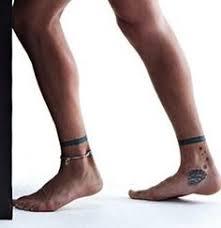 tribal ankle band tattoo tatoos pinterest band tattoo best