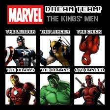 Meme Marvel - marvel dream team meme exle by dreamchallenger on deviantart