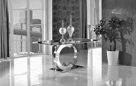 modern glass kitchen table glass dining room tables most popular home design