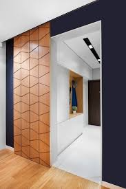best futuristic modern home double doors 12297
