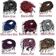 arab wrap unisex women men arab shemagh keffiyeh palestine scarf neck