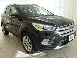 Ford Escape Accessories - 2018 new ford escape titanium 4wd at fairway ford serving