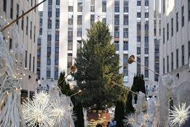 the pre lit christmas tree at rockefeller center 2014 my slice
