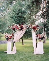 wedding arches definition fabric draped wedding arch wedding ceremony arch ceremony arch