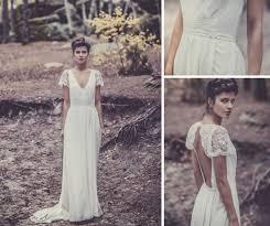 boho wedding dress designers lover of lace boho backless wedding dresses by laure de