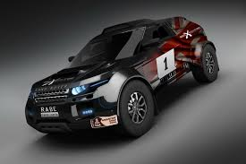 range rover evoque drawing range rover evoque readies for dakar with bmw power
