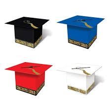 graduation box graduation cap card box choose color partycheap