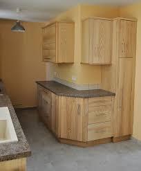 cuisine en bois frene cuisine frêne massif fabrication meuble en bois gironde 33