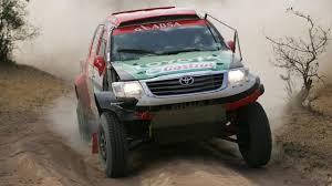 toyota credit bank bbc autos in botswana desert becomes racetrack