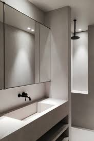 Modern Bathroom Toilets by En Apartment In Knokke Belgium By Marc Merckx Interiors
