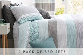 buy bed linen sets teal from the next uk shop