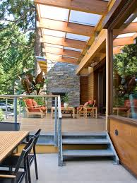 Glass Pergola Roof by How To Construct A Glass Canopy For Patios Ecotech Glass
