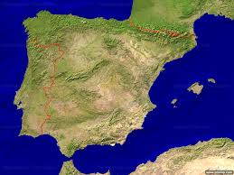 Maps Spain by Primap National Maps