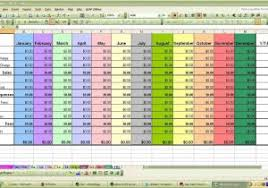 Spreadsheet Template Excel Budget For Small Business Template Excel Small Business Accounting
