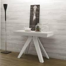 tavoli console tavolo console allungabile design moderno magika made in italy