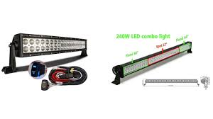 Cheap Led Offroad Light Bars by Best Led Light Bar And Off Road Lights Buy In 2017 Youtube