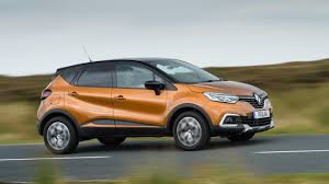 2017 Renault Captur Review Top Gear
