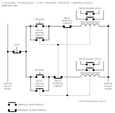 automations u003e motor control circuits u003e push button motor control