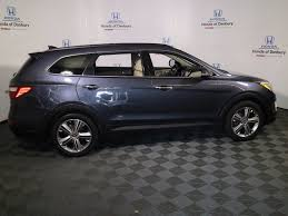 used 2013 hyundai santa fe limited 2013 used hyundai santa fe limited at honda of danbury serving