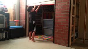 Loft Garage Garage Door Fire House Loft Bed Youtube