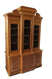 Phone Booth Bookcase Home Wooden Nickel Antiques