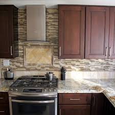 granite kitchen backsplash 5 popular granite kitchen countertop and backsplash pairings