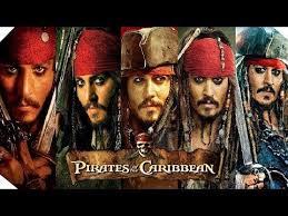 pirates caribbean saga trailers 2003 2017