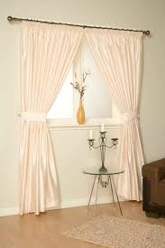 White Ready Made Curtains Uk Ready Made Curtains Texcraft From Linen Lace And Patchwork