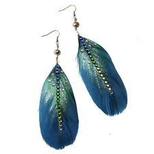 make feather earrings top 10 diy flowing feather earrings top inspired