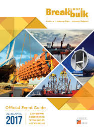 breakbulk europe 2017 event guide by leslie meredith issuu