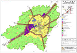 Punjab Map Batala Master Plan 2031 Map Pdf Download Master Plans India