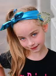 knot headband metallic knot headbands blue baby knot