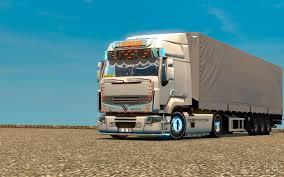 renault premium ets2 tanju akdoğan renault premium trailer