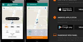 uber for android 10 top uber clone scripts for your ride hailing venture
