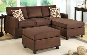 Microfiber Sectional Sofa With Chaise Ergonomic Chaise With Ottoman Ideas Attractive Couch Lounge