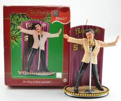 elvis musical carlton cards tree ornament u2013