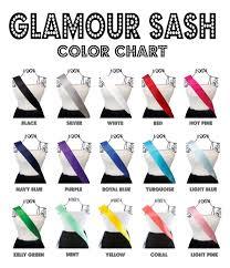 personalized sashes blank sash many color options bachelorette sash birthday