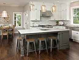Dura Supreme Crestwood Cabinets Gray Cabinetry Trend Dura Supreme Gray Stained And Painted