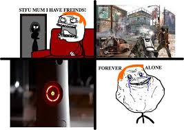 Know Your Meme Forever Alone - dujardin blog forever alone