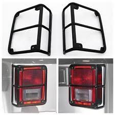 Jeep Jk Tail Light Covers Jeep Jk Tail Light Guards Ebay