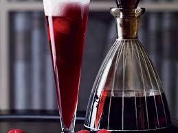 red cocktail red velvet recipe francesco lafranconi food u0026 wine