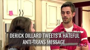 derick dillard fired from tlc u0027s counting on after jazz jennings