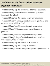 Resume Examples Software Engineer by Top 8 Associate Software Engineer Resume Samples