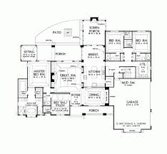 single story open floor plans one story bedroom house plans on any websites country home also 5