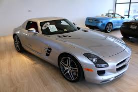 2011 mercedes for sale 2011 mercedes sls amg stock 6nf05498a for sale near vienna