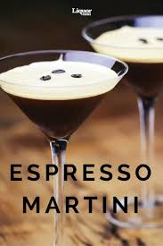 martini fancy espresso martini recipe espresso martini dessert drinks and