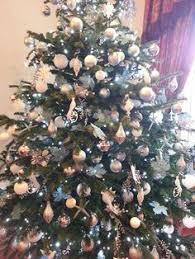 Commercial Christmas Tree Decorations Uk by Office Christmas Trees Winter Garden Christmas Tree White