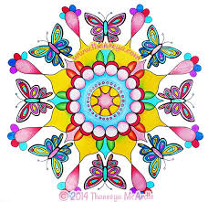 nature mandalas coloring book thaneeya mcardle u2014 thaneeya